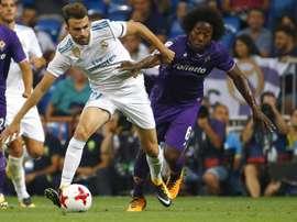 Carlos Sanchez pourrait rester en Italie. EFE