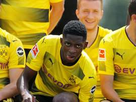 They confess that in Dortmund Dembele 'disappeared' in three days. EFE/Archivo