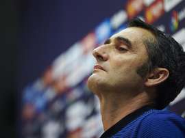 Valverde is hoping to sell seven of his fringe players. EFE