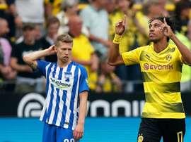 Weiser et Tah sont les principaux objectifs du club allemand. EFE