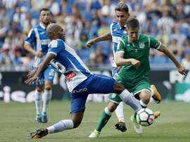Leganés retourne au RCDE Stadium. EFE