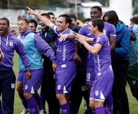 La iniciativa de Defensor Sporting se está propagando rápidamente por Uruguay. EFE/Archivo