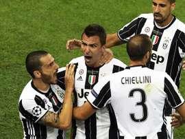 Alguns jogadores importantes da Juve vão desfalcar o time nesta terça-feira. EFE