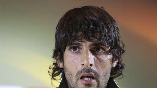 Mariano Barbosa podría jugar en Argentina. EFE