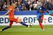 France won last time out. EFE