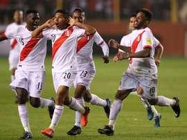 Importante victoria del conjunto peruano que le meten en la pelea por el Mundial. EFe