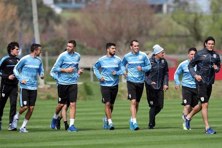 Las principales estrellas de la Selección estarán presentes ante Venezuela. EFE