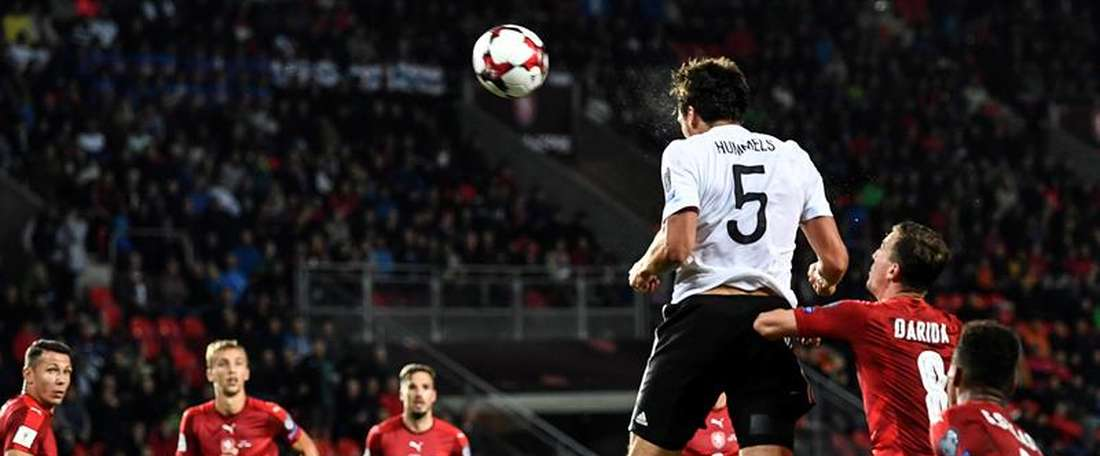 Defensor do Bayern apontou o gol decisivo da partida. EFE
