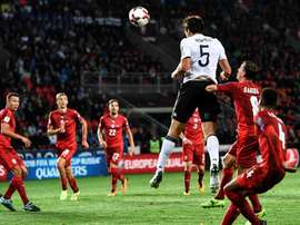 Hummels header edges Germany closer to Russia. EFE