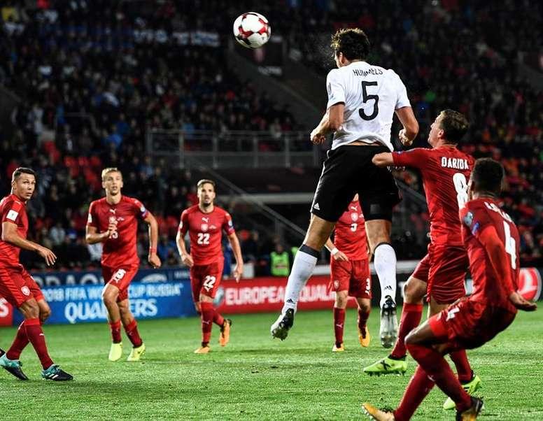 Defensor do Bayern apontou o gol decisivo da partida. EFE