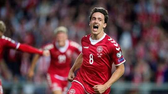Delaney pasará a ser jugador del Borussia Dortmund. EFE