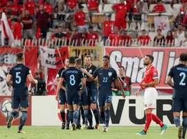 Ce soir l'Angleterre affronte la Slovaquie à Wembley. EFE