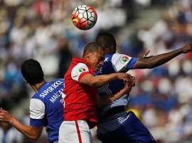 O lateral direito passou seis temporadas na Pedreira. EFE/Archivo