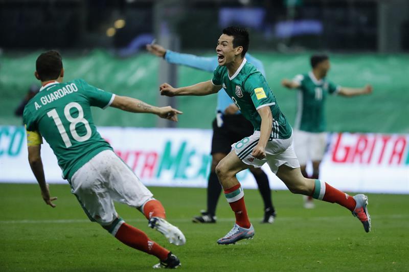 México cae ante una Croacia sin titulares
