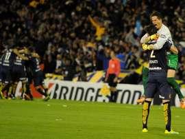 Rosario Central se coló en los octavos de la Copa Argentina. EFE