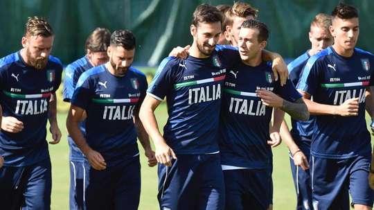 Prandelli habló acerca del futuro de Italia. EFE/Archivo