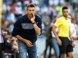 El Tenerife de Martí ya está en la tercera ronda de la Copa. EFE