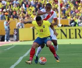 Cristian Ramírez juega en el Krasnodar y conoce bien a Smolov. EFE