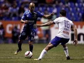 Marrugo analizó el encuentro que puebla jugará ante Tigres. EFE