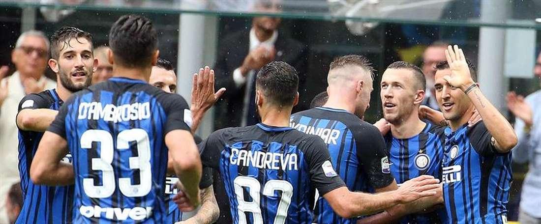 Tomás Cuello se encuentra en la agenda del Inter de Milán. EFE/Archivo