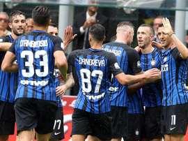 Inter vive grande momento na Serie A. EFE