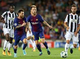 Ivan Rakitic has been consistently linked with the Italians. EFE