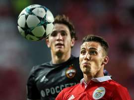 Grimaldo's value has increased 20-fold in just a year. EFE