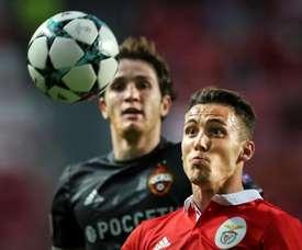 Le joueur de Benfica intéresse de plus en plus Naples. EFE