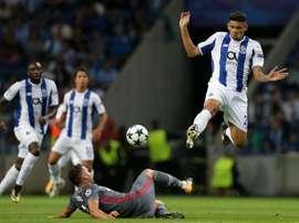 FC Porto perde em casa. EFE
