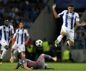 Soares souffre d'une blessure au genou. EFE