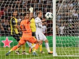 Burki was in for heavy criticism after his role in Dortmund's defeat to Tottenham Hotspur. EFE
