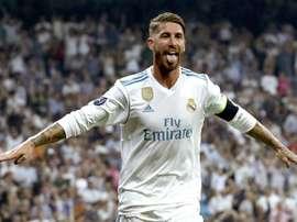 Sergio Ramos sera l'un des joueurs les plus surveillés par ceux du Bétis. EFE