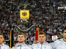 Alemães enfrentarão a Turquia e a República Tcheca em amistosos. EFE/Arquivo