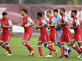 El Sporting de Braga se reencontró con la victoria en Portugal. EFE/Archivo