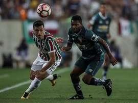 El conjunto brasileño pudo conseguir una ventaja mayor en el partido. EFE