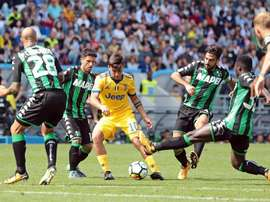Atalanta e Juventus empataram em 2-2. EFE