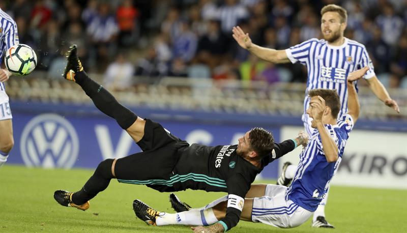 El Real Madrid derrotó al París SG por 3-1