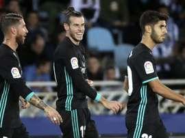 Bale, le plus rapide de LaLiga dans FIFA 18. EFE