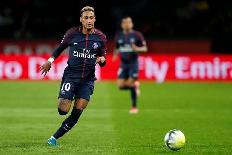El ex de Barça dio su punto de vista sobre la marcha de Neymar. EFE/Archivo