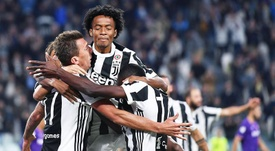 Cuadrado está cerca de renovar contrato con la Juventus. EFE