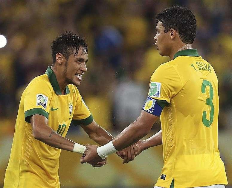 Brasil vai precisar de paciência contra a Costa Rica. EFE