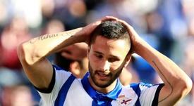 Andone analizó las claves del partido ante el Valencia. EFE/Archivo