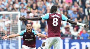 El West Ham ha vuelto a la senda de la victoria, guiado por Chicharito. EFE/EPA/Archivo