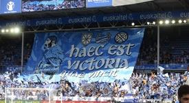Para un partido de Segunda División Femenina. EFE