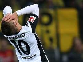 Hazard cortó la buena racha del Hannover 96. AFP