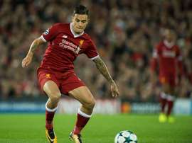 Liverpool venceu na visita ao Leicester. EFE