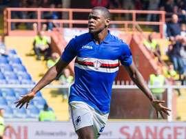 El buen momento de la Sampdoria no pasa desapercibido para el 'Cholo'. EFE