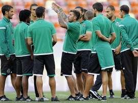 Sporting de Lisboa y Barcelona se medirán en Champions. EFE