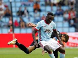 O ponta já deu oito gols a marcar aos seus companheiros. EFE/Archivo