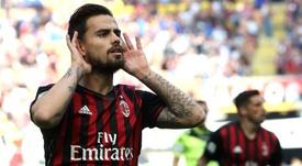 El Milan oirá ofertas por Suso. AFP